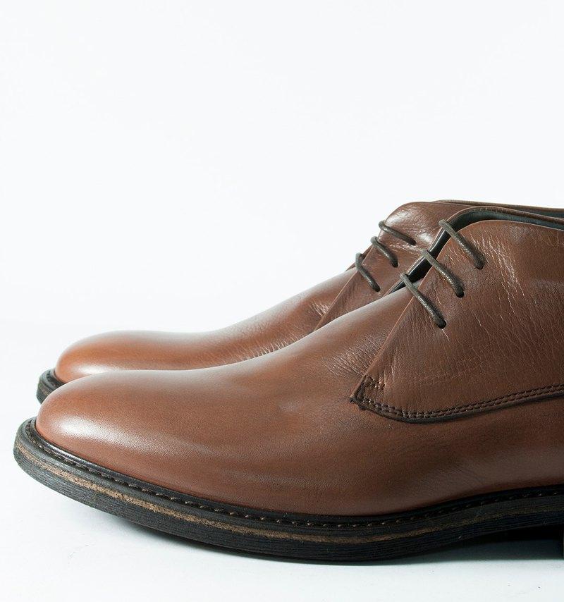 ITA BOTTEGA【Made in Italy】原色德比短靴