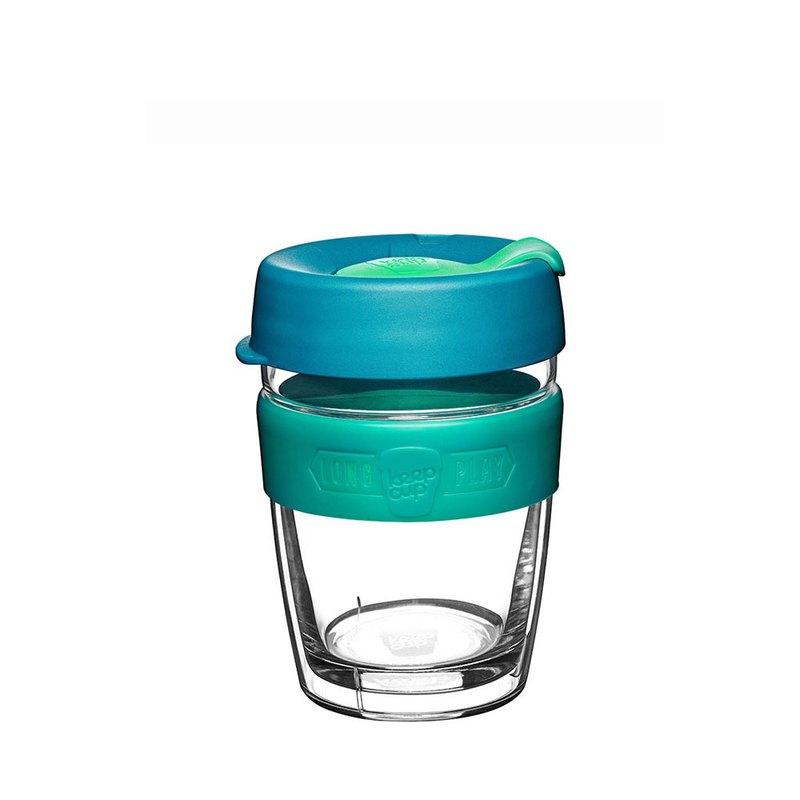 澳洲 KeepCup 雙層隔熱杯/咖啡杯/環保杯/外帶杯 M - 清翠