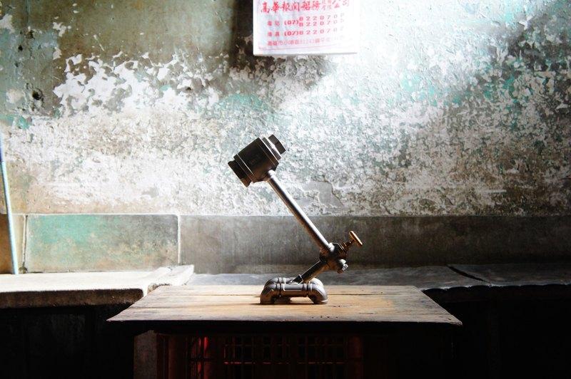 Edison-industry  復古  工業風  LOFT  LED燈具 工業檯燈 工業LED燈