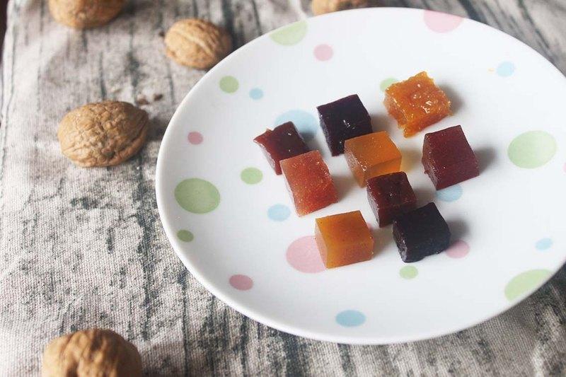 真實の水果味覺軟糖 小包 50g   獨家研發純水果味軟糖-綜合口味