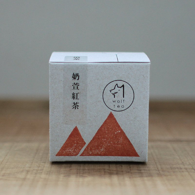 【琅茶】奶萱紅茶 / 牛奶糖香・溫順甘醇