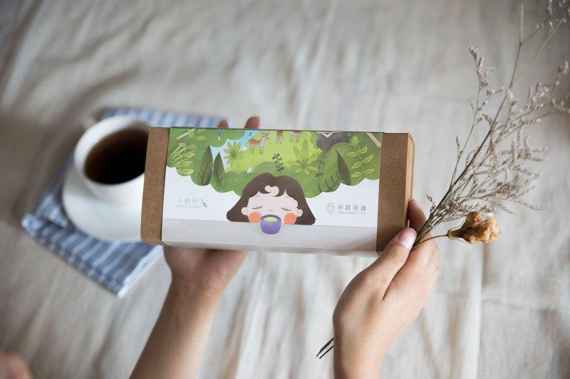 【小蔣茶鋪】療癒系袋茶–自由搭配18入