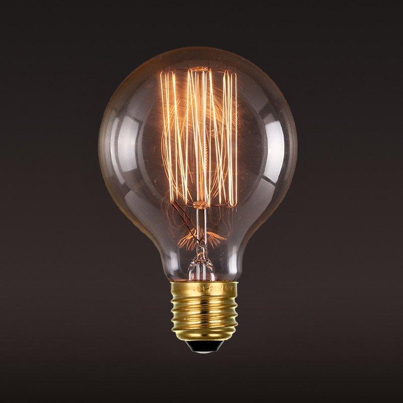 復古‧鎢絲燈泡‧小泡泡(A)燈泡│Good Form‧好造形