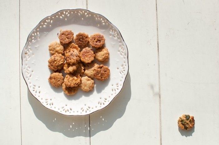 Cup'o pie cookies-香料鹹餅乾-