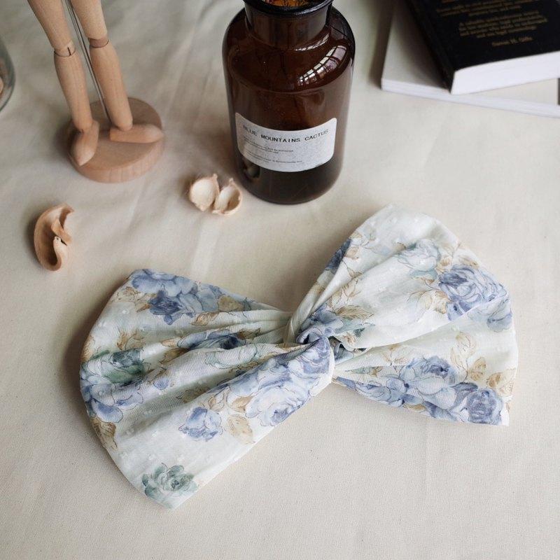 必擁有的歐膩色の髮帶(頭巾式)
