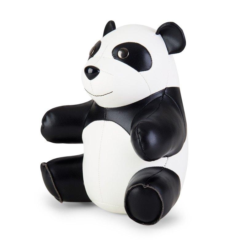 Zuny - Panda 坐姿熊貓造型動物書擋