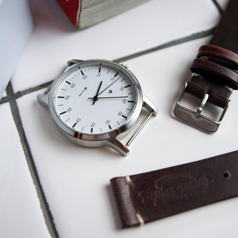 表皮錶帶 -  20毫米