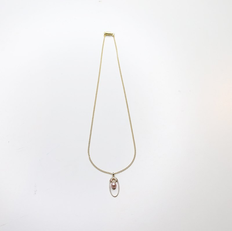 葉脈 | 珍珠項鍊