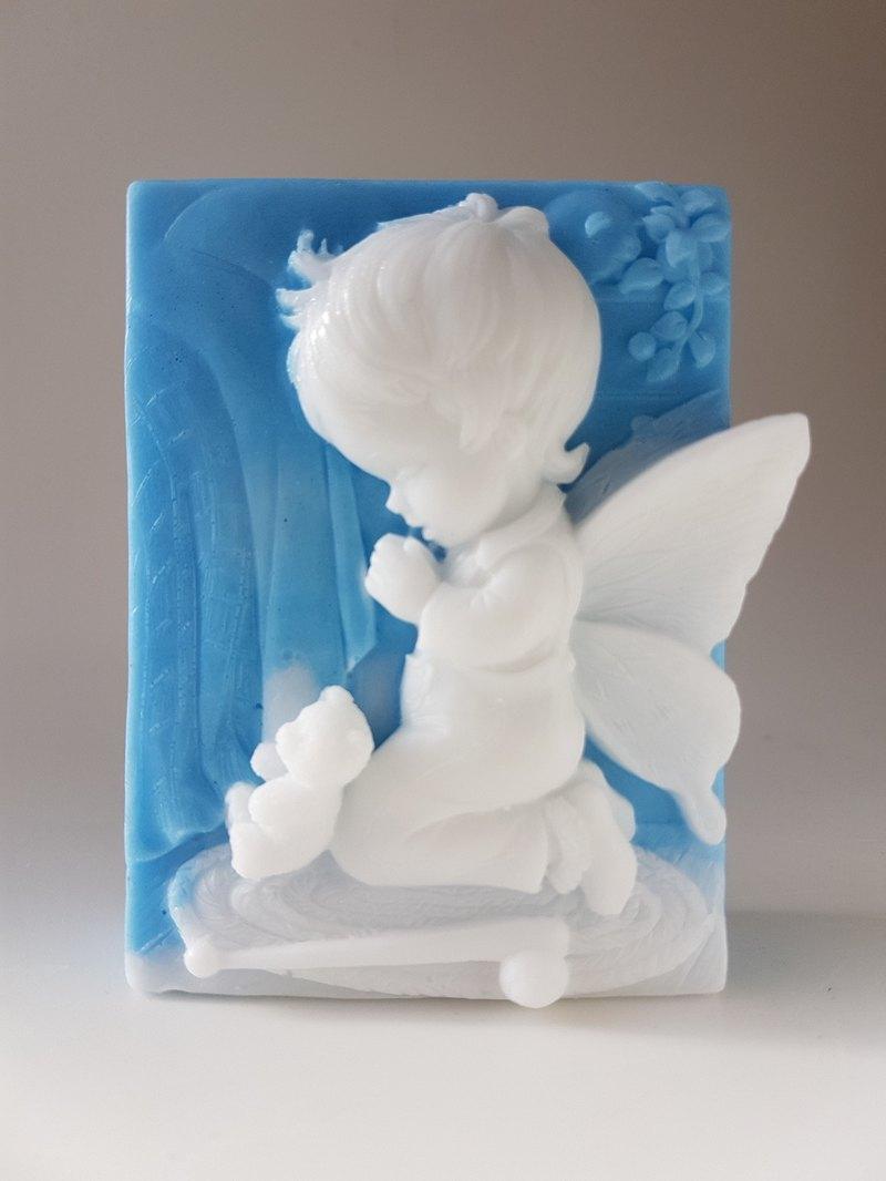 祈禱天使精油手工皂 - NO. 2 Boy