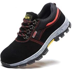 [zzxyx] 安全靴 作業靴 サンダルタイプ スニーカー メンズ メッシュ 超通気 鋼先芯 ケブラー繊維ミッドソール 軽量 夏場対応 男女兼用