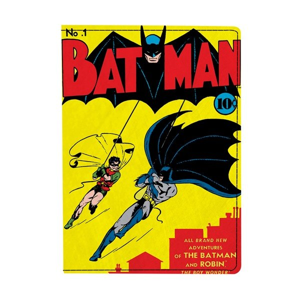 Mighty Passport Cover護照套_Batman Issue #1