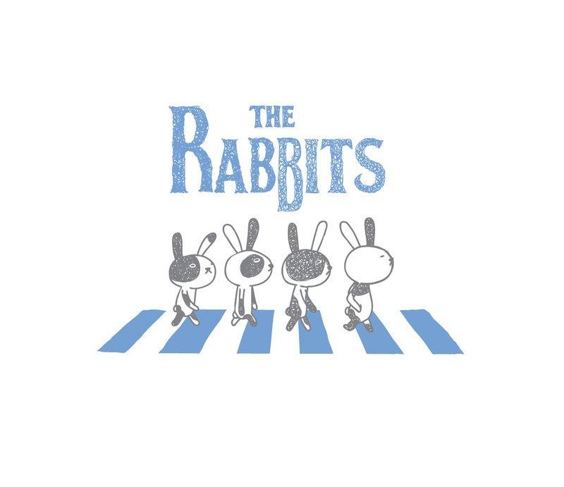 | the Rabbits(海軍藍) |
