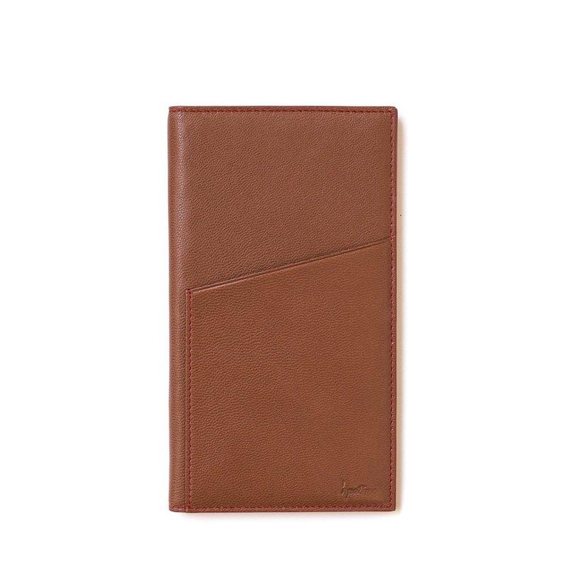 Patina 真皮手工訂製 Grand 護照夾