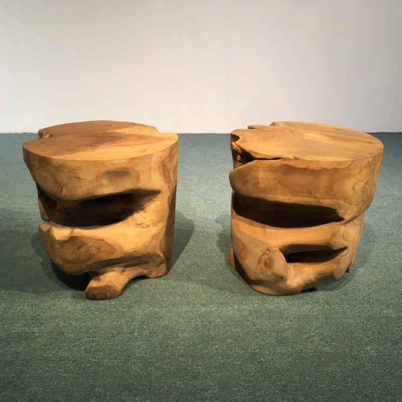 吉迪市JatiLiving | 奇木立椅 (單張)