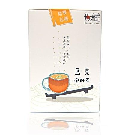 【無藏故事茶】阿里山精製烏龍_享受單獨故事茶_6g充氮包1入/10入