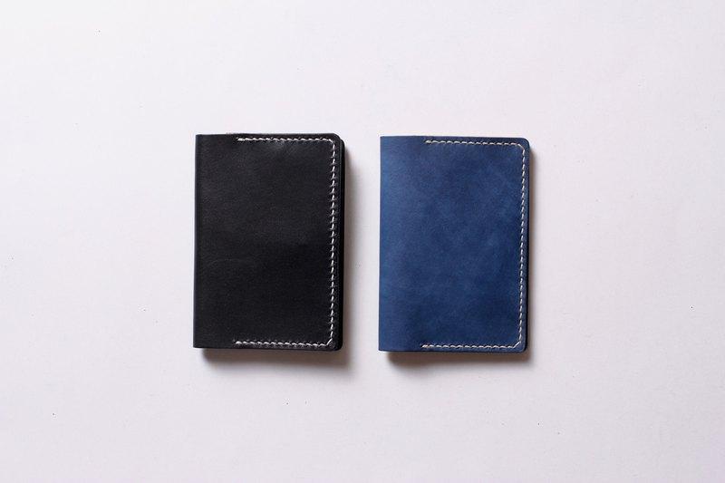 茶皮 馬可護照套【可收納卡片與拍立得 / 免費客製刻字1-7個字】