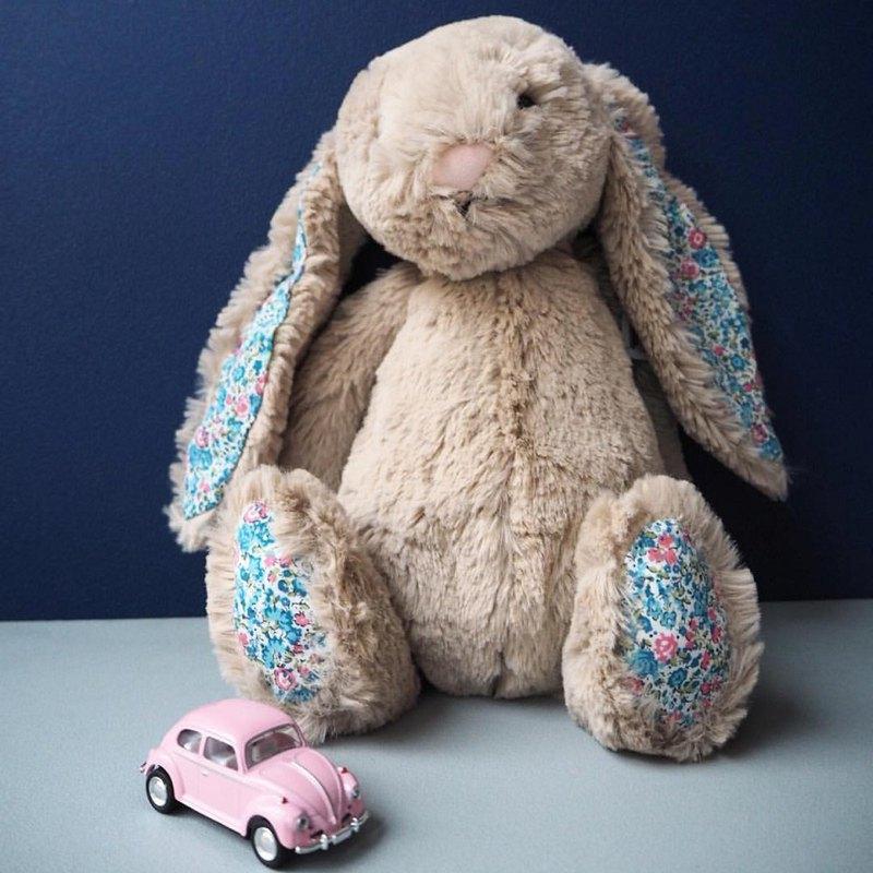 Jellycat Blossom Beige Bunny 碎花兔 31cm