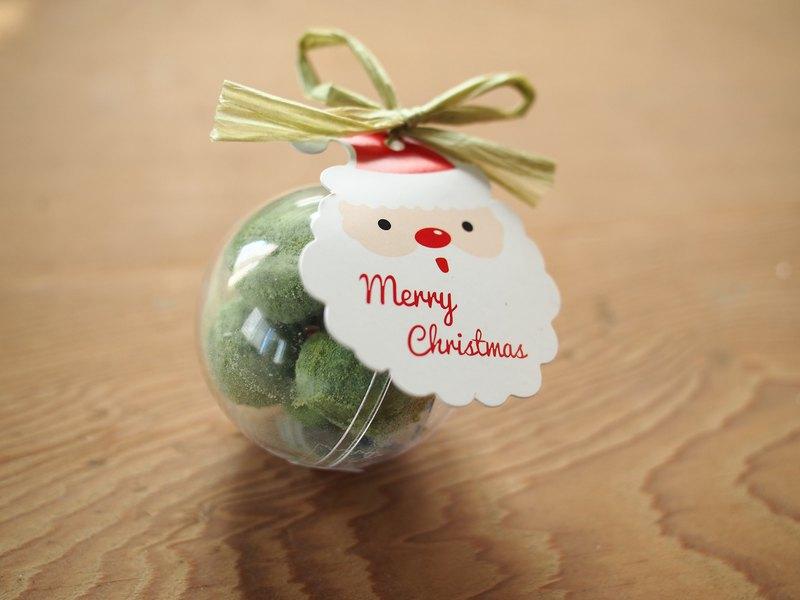 祝福雪球 小酥餅/曲奇餅乾/婚禮小物 客製化商品