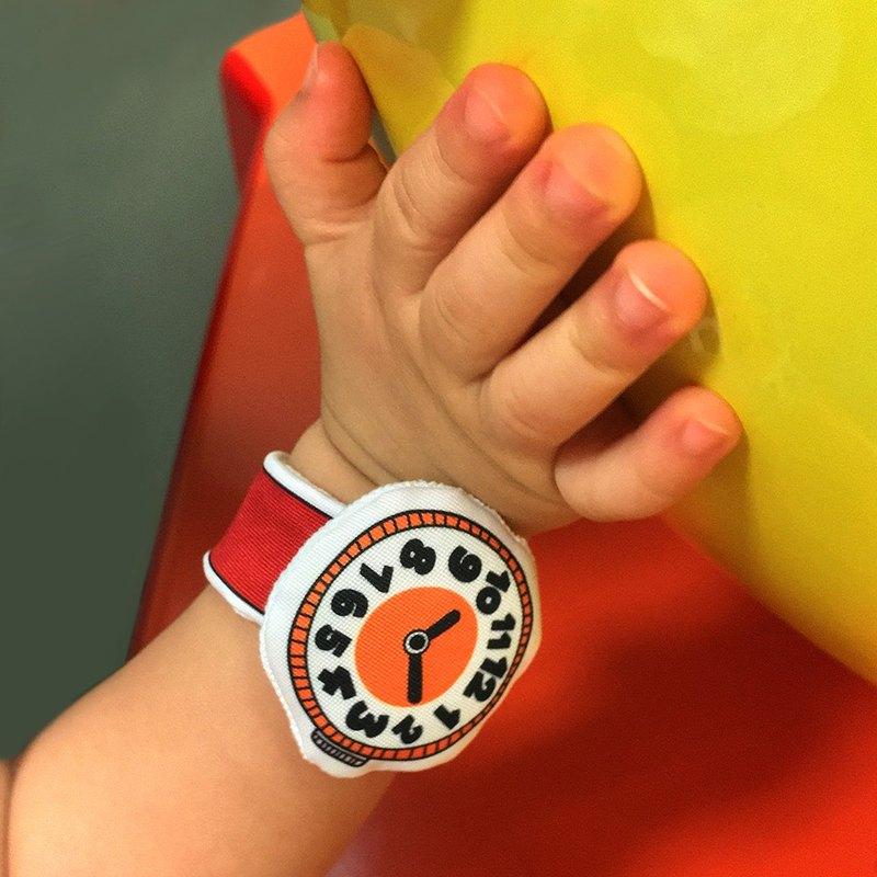 Rabbit Mint Baby 我的第一隻布手錶 (C01A06)