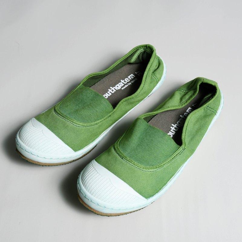 休閒鞋-ANN-d洗染系列 小麥草