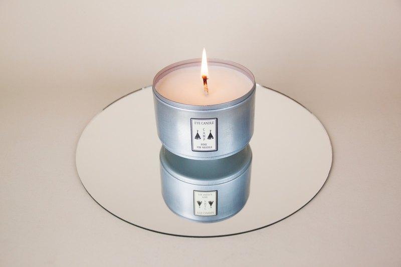 CAMP 清晨針林 - 3.14英吋金屬罐 香氛蠟燭