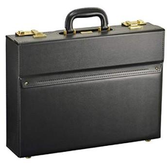 ハミルトン HAMILTON ビジネスバッグ メンズ 26650-1H 角シボビジネスシリーズ ブラック[並行輸入品]