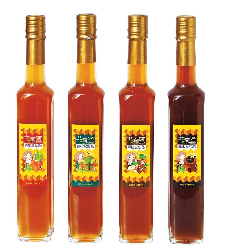 頂極 蜂蜜水果醋 400ml