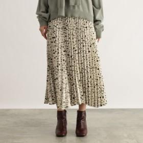 [マルイ]【セール】[洗える]アシメヘムプリーツスカート/オゾック(OZOC)