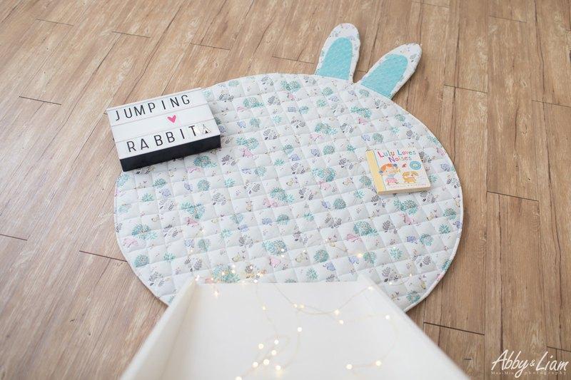 舒芙蕾遊戲墊-摺紙熊