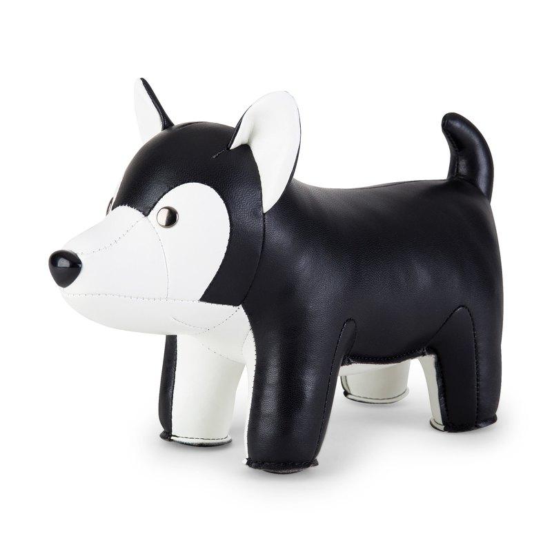 【售完即止 即將絕版】 Zuny - Husky 哈士奇造型動物書擋