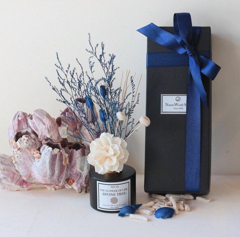 藍調檜木/白玉蘭天然精油擴香瓶組120ml/10款