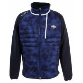 フィドラ(FIDRA)ゴルフウェア メンズ 中綿ストレッチジャケット FD5GTN01 NVY (Men's)