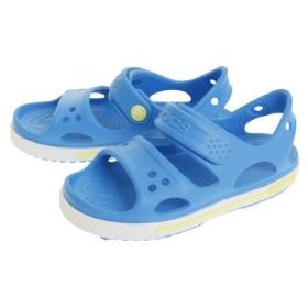 クロックス(crocs) 【オンラインストア価格】Crocs Crocband II Sandal Paradise OcnTbg #14854-4R7 (Jr)