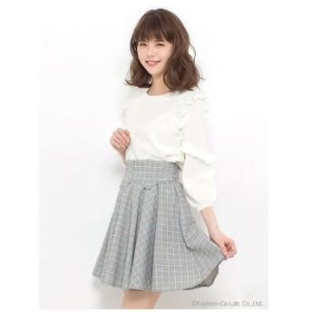 Secret Honey(シークレットハニー)コルセットフレアスカート