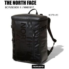 THE NORTH FACE ノースフェイス NM81817 BC フューズボックス  ブラック [モリスポ] 19-20 バックパック