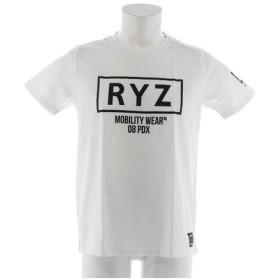 ライズ(RYZ) バー ライズ 半袖Tシャツ 869R8CD2003 WHT (Men's)