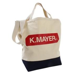 クリフメイヤー(KRIFF MAYER) 2wayトートバッグ 1915103-2-OWHT (Men's、Lady's、Jr)