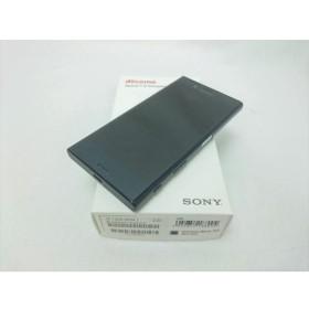 (中古) SO-02J Unverse Black /Xperia X Compact、docomo