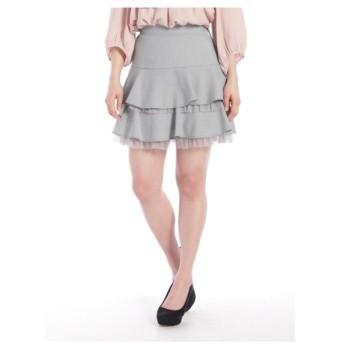 Secret Honey(シークレットハニー)ティアードスカート
