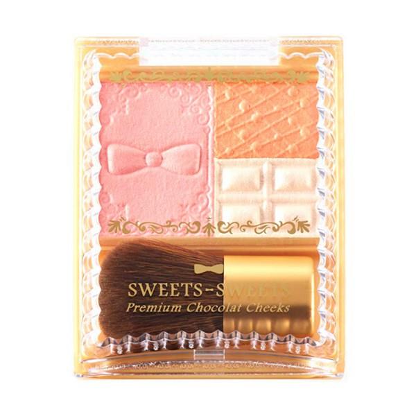 SWEETS SWEETS巧克力莊園甜頰餅01-繽紛蛋糕【康是美】