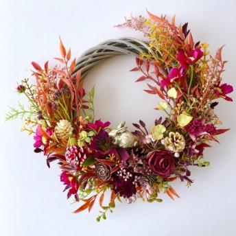 Crescent wreath III