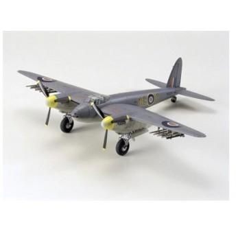 タミヤ 1/72 ウォーバードコレクション No.47 デ・ハビランド モスキート FB Mk.VI/NF Mk.II【60747】