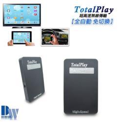 WD93終極旗艦款TotalPlay無線影音鏡像器(送4大好禮)