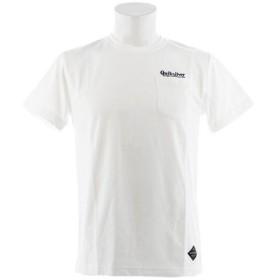クイックシルバー(Quiksilver) TWIN FIN MATES TECH Tシャツ QST182029WHT (Men's)