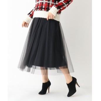 aquagirl / アクアガール チュールレイヤードスカート