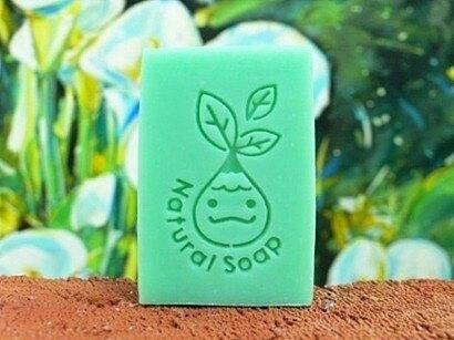 BH067外文皂章(訂製 手工藝用品 皂用印章 手工皂訂購需一周時間)