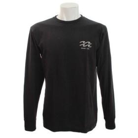 ビラボン(BILLABONG) ONE TIME 長袖Tシャツ AI012050 BLK (Men's)