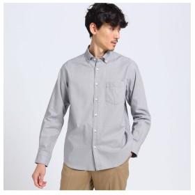 【タケオキクチ/TAKEO KIKUCHI】 ミニグラフ チェック ボタンダウンシャツ
