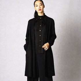 <ARTISAN/アルチザン> シームレスロング羽織りジャケット(0805JN04) 02【三越・伊勢丹/公式】