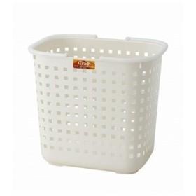 RグレディバスケットL ホワイト 7417
